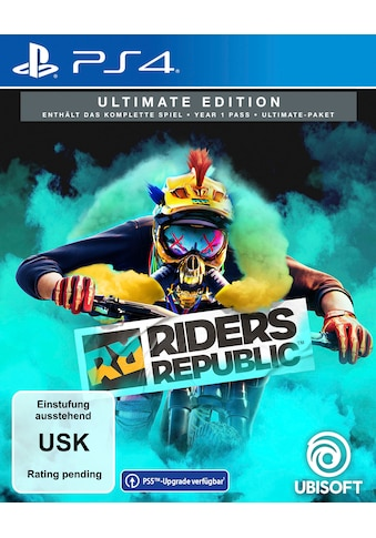 UBISOFT Spiel »Riders Republic Ultimate Edition«, PlayStation 4 kaufen