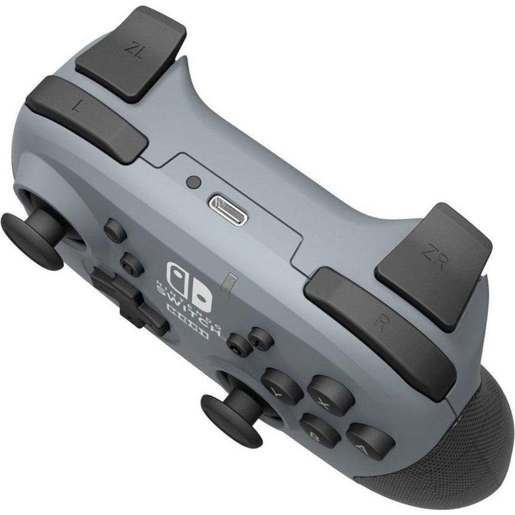 Hori Controller »Wireless Switch Controller-grau«