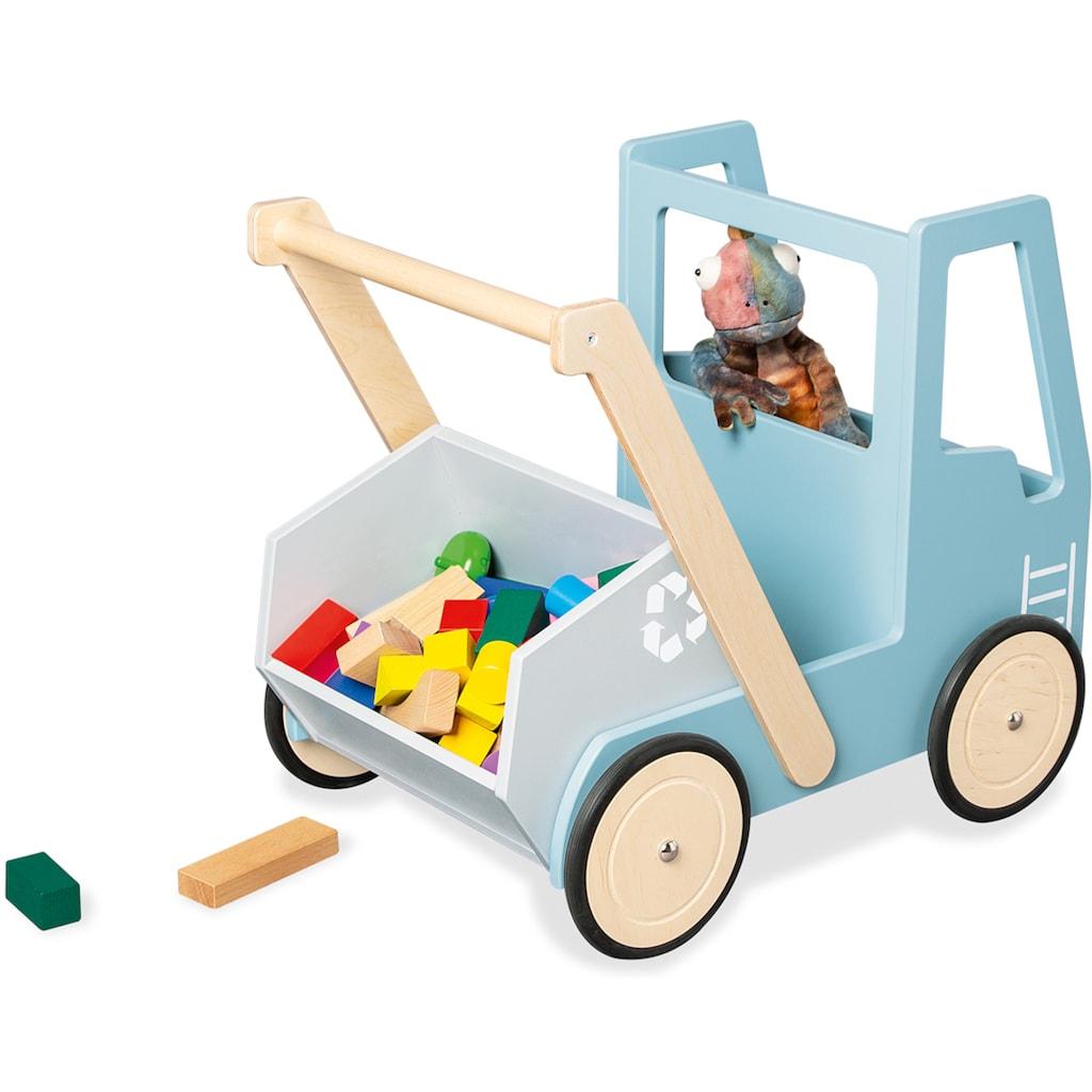 Pinolino® Lauflernwagen »Kipplaster Fred«