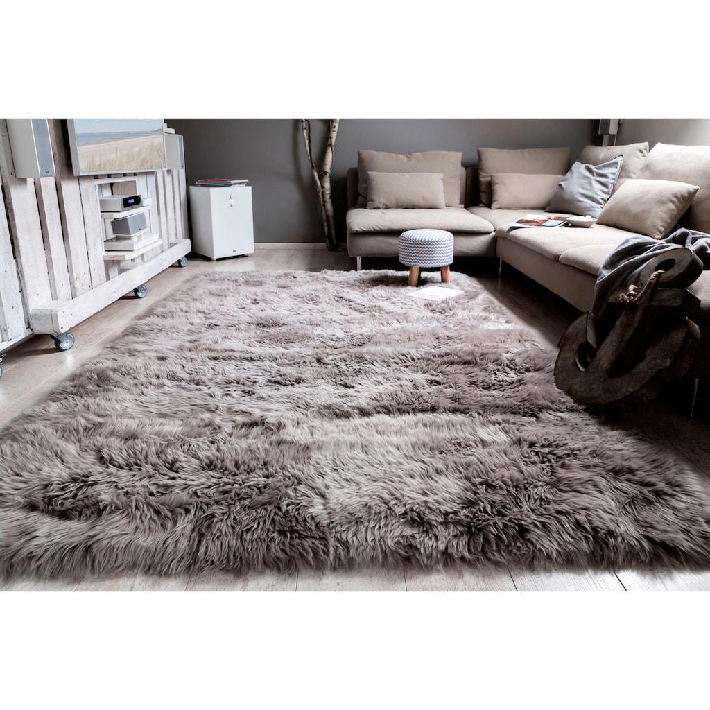 Fellteppich, »Davos«, LUXOR living, rechteckig, Höhe 50 mm