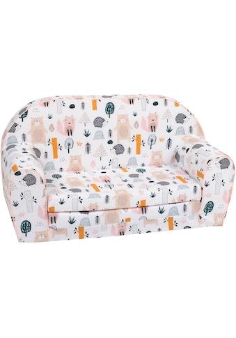 Knorrtoys® Sofa »Wildlife«, für Kinder; Made in Europe kaufen