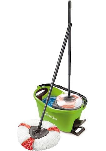 Vileda Bodenwischer-Set »Turbo Colors Box«, (Wischmop-Set mit Powerschleuder und... kaufen