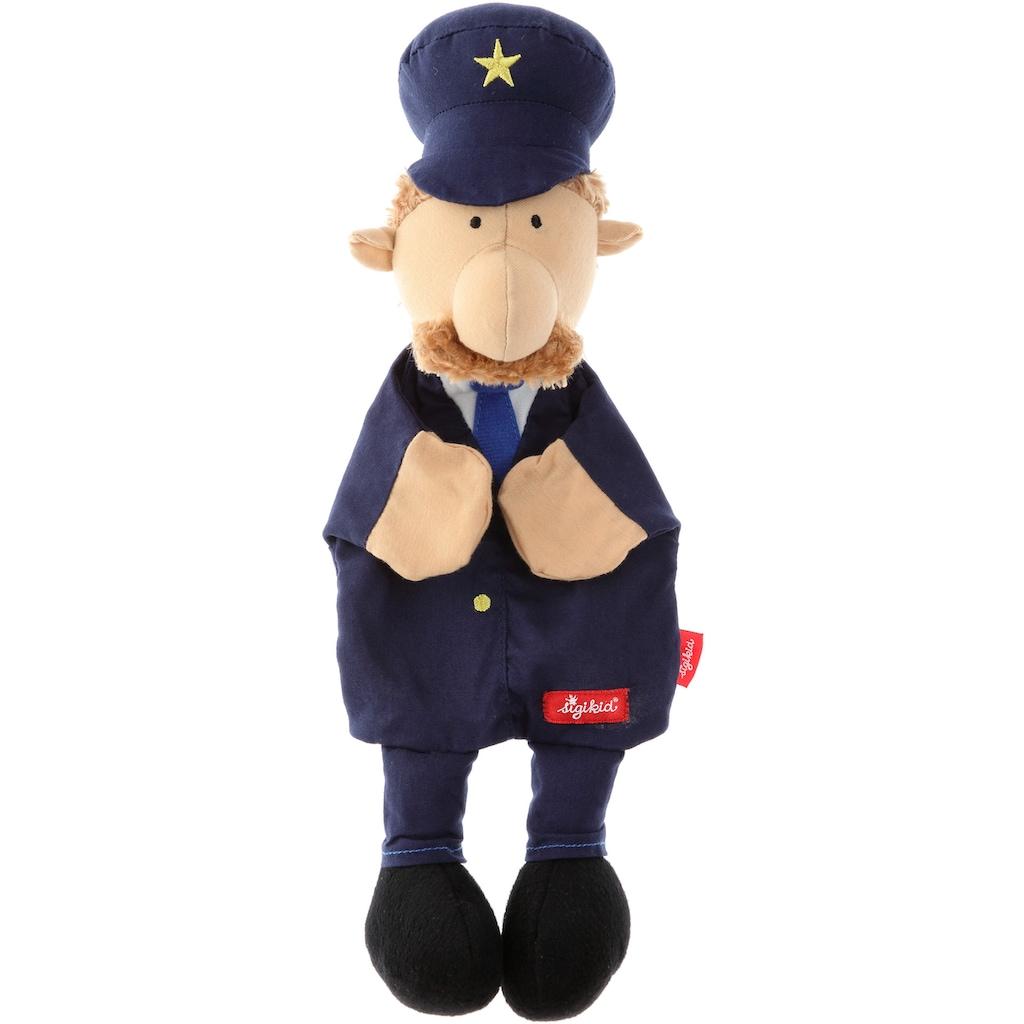 Sigikid Handpuppe »Polizist«, (1 tlg.)