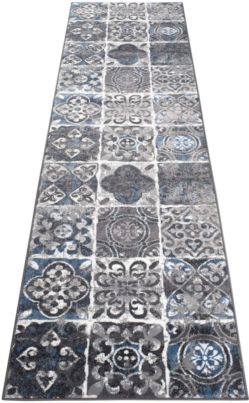 Läufer Inspiration 7692 Carpet City rechteckig Höhe 11 mm maschinell gewebt