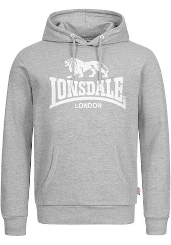 Lonsdale Kapuzensweatshirt »FREMINGTON« kaufen