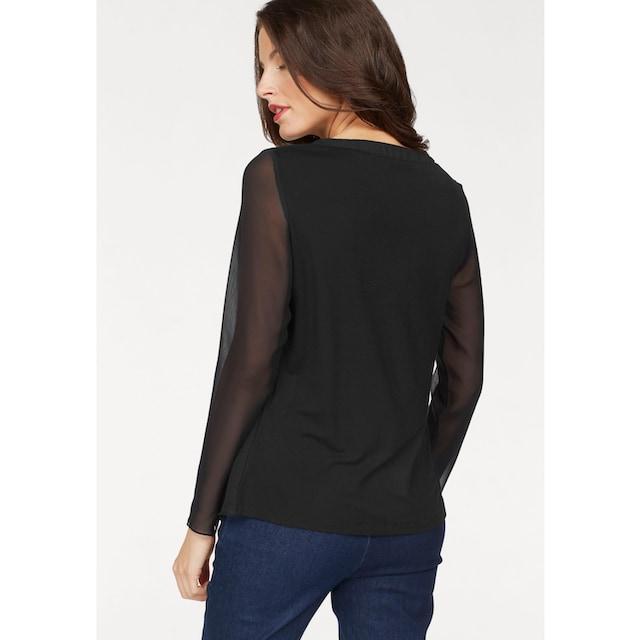 Aniston SELECTED Blusenshirt