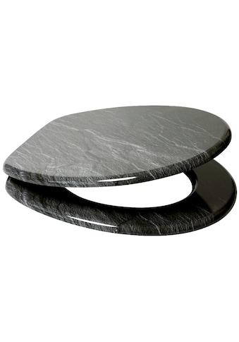 SANILO WC - Sitz »Granit«, mit Absenkautomatik kaufen