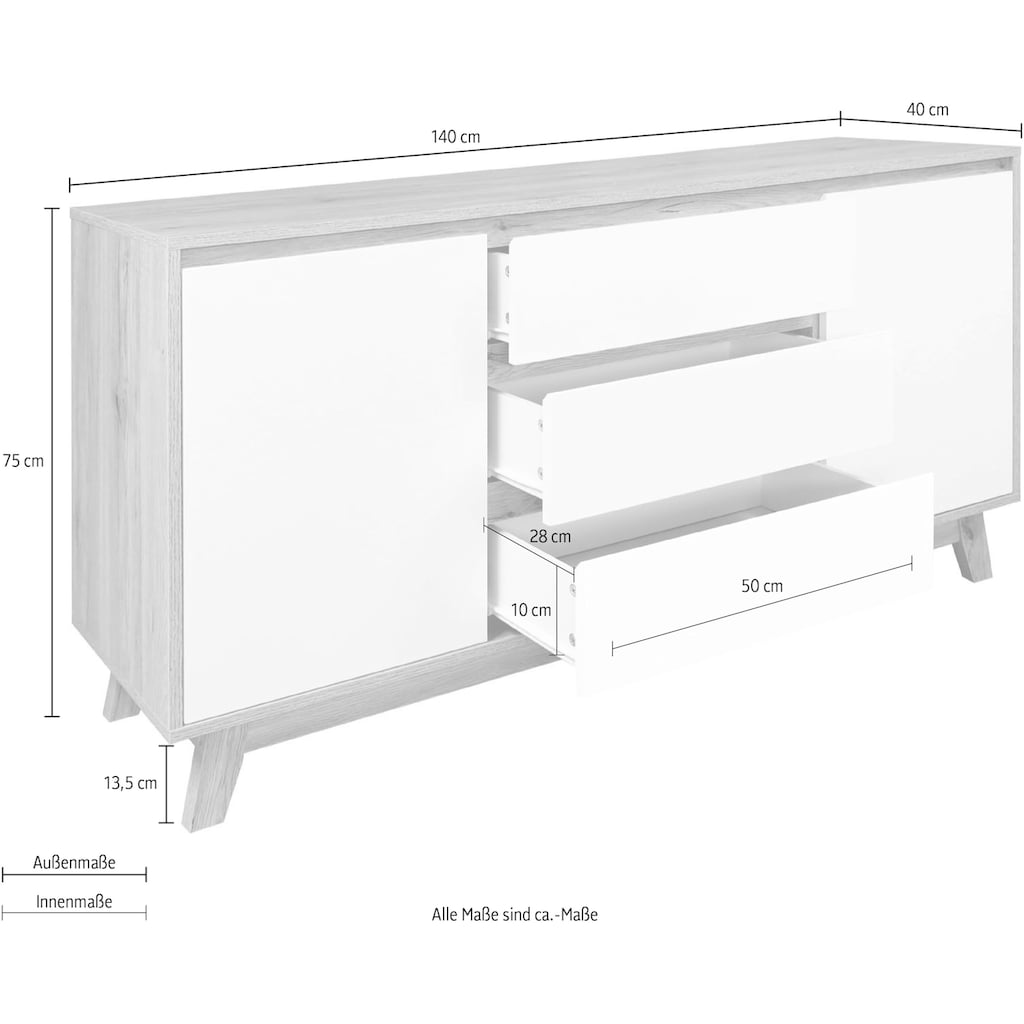 my home Sideboard »Delea«