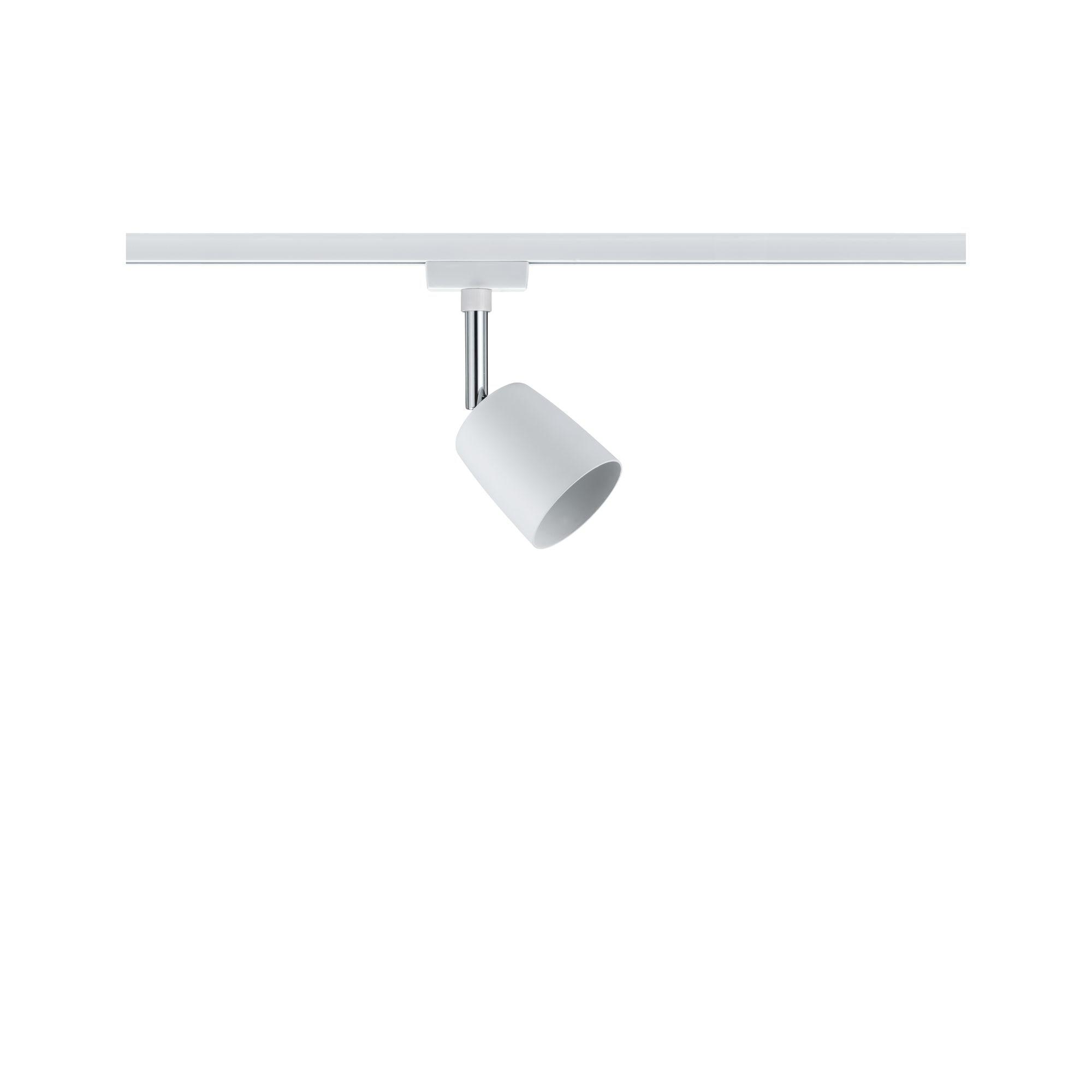 Paulmann,Deckenleuchte URail Spot Cover Weiß ohne Leuchtmittel max. 10W GU10
