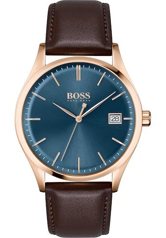 Boss Quarzuhr »COMMISSIONER, 1513832« kaufen