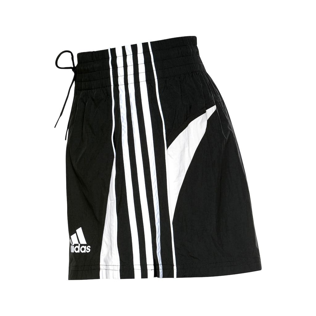 adidas Performance Shorts »COLORBLOCKED 3-STREIFEN«
