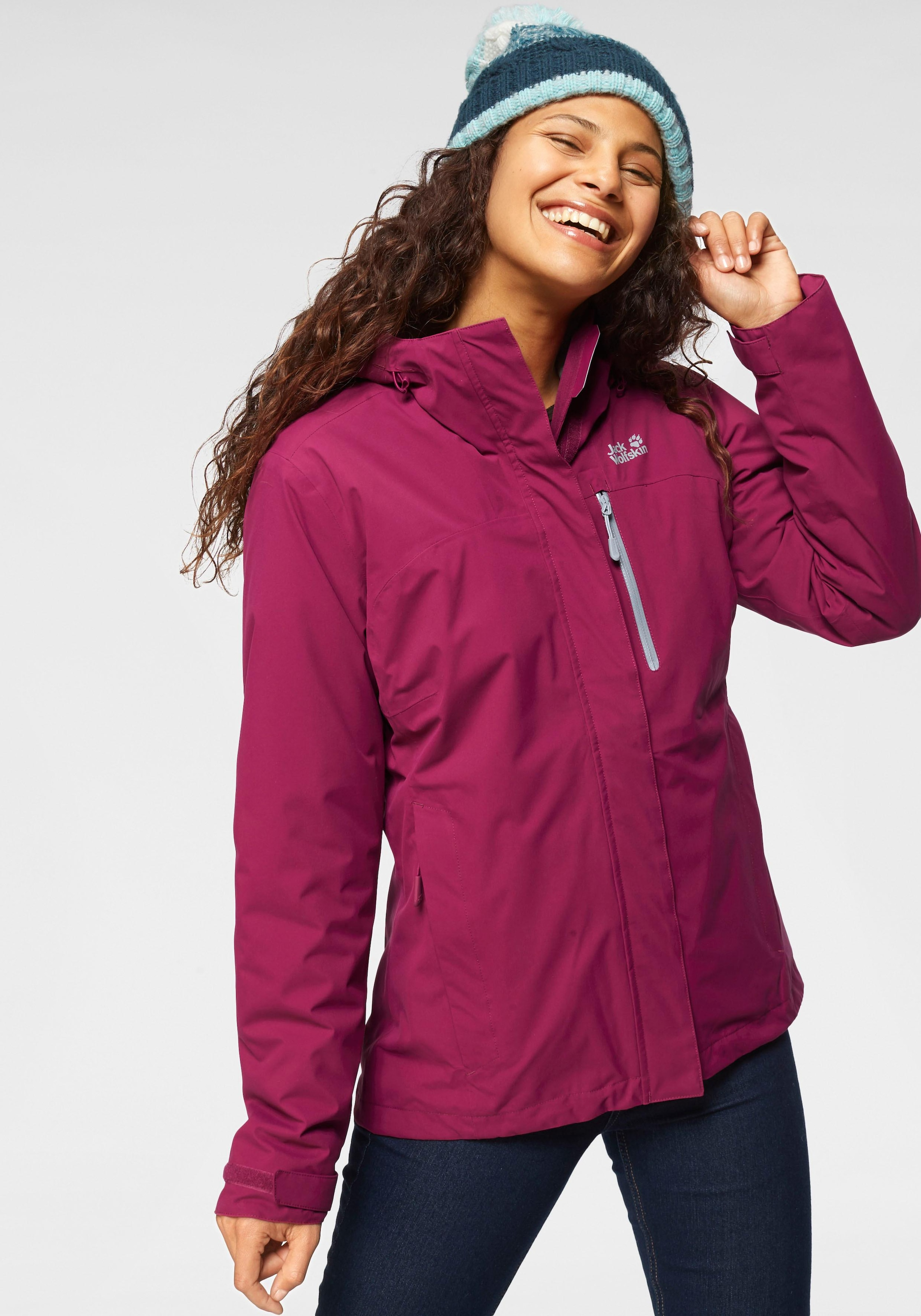 Jack Wolfskin Funktionsjacke »NORTHERN LAKE« im BAUR Onlineshop