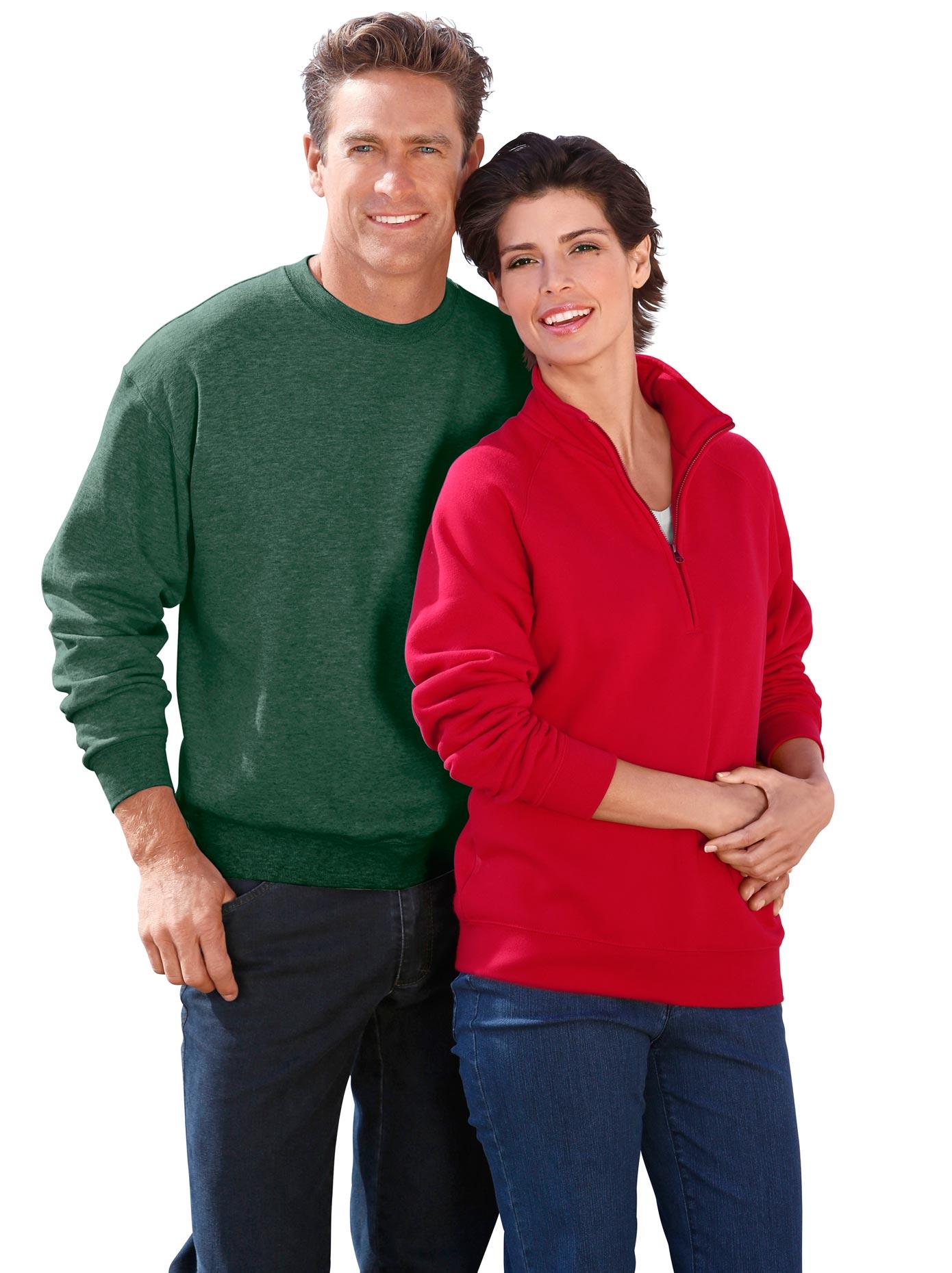 Fruit Of The Loom Sweatshirt für Sie und Ihn | Bekleidung > Sweatshirts & -jacken > Sweatshirts | Fruit Of The Loom