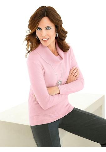Classic Pullover in leichter Kaschmir - Qualität kaufen