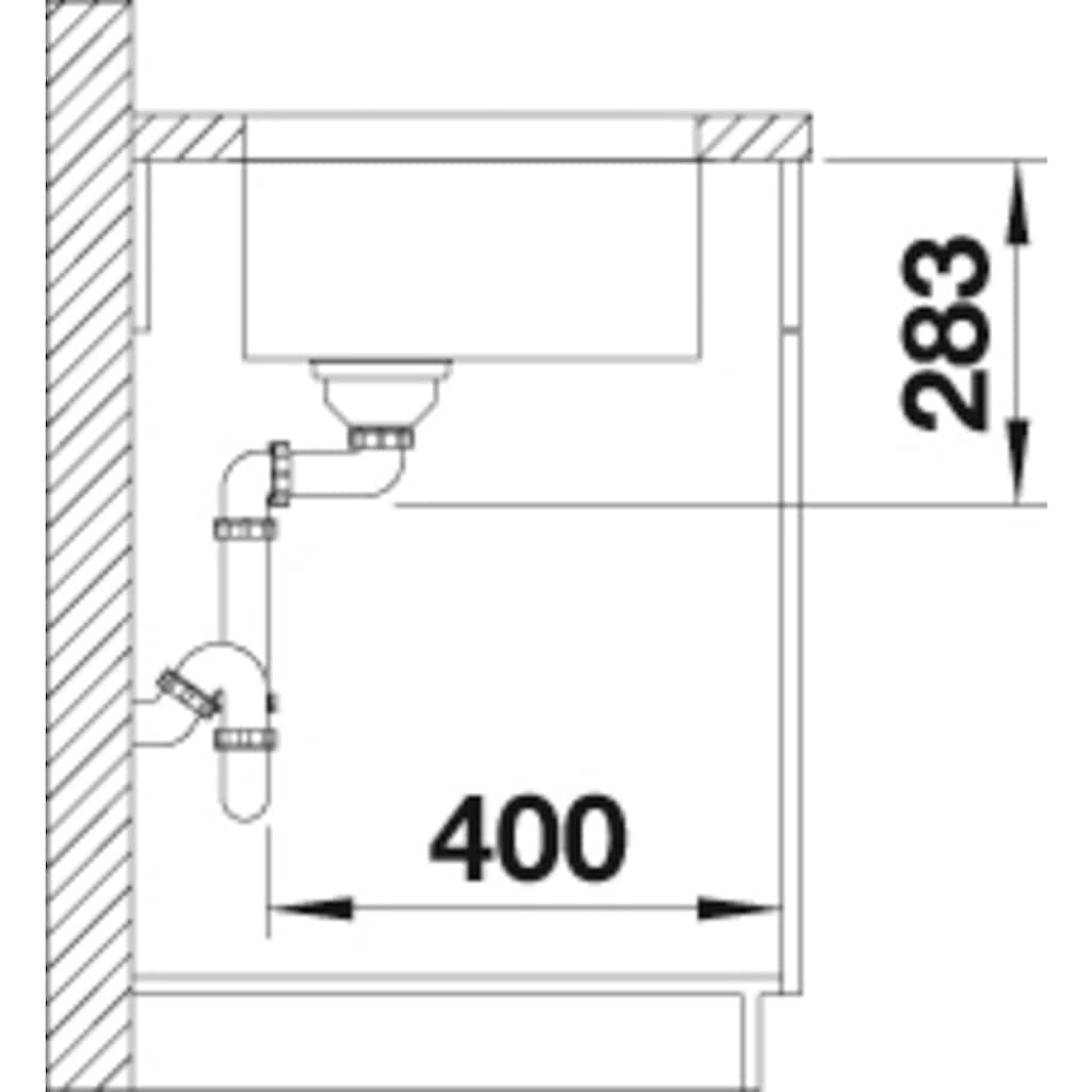Blanco Küchenspüle »SUPRA 340-U«