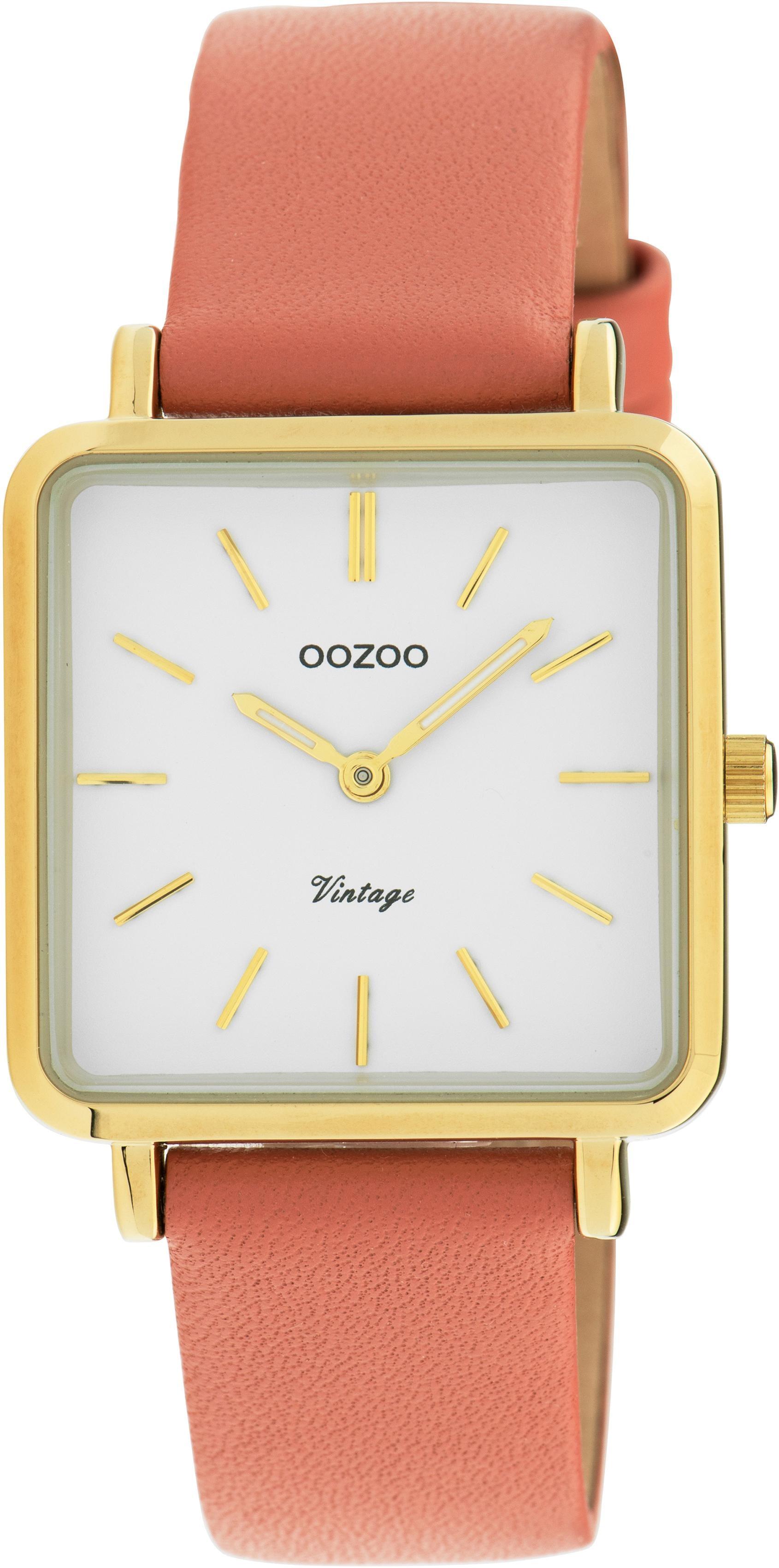 OOZOO Quarzuhr C9944 | Uhren > Quarzuhren | Rosa | Oozoo
