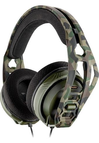 nacon Gaming-Headset »Nacon RIG 400HX Gaming-Headset, Camo-grün, 3,5 mm Klinke,... kaufen