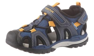 Geox Kids Sandale »Borealis Boy«, mit praktischen Klettverschlüssen kaufen