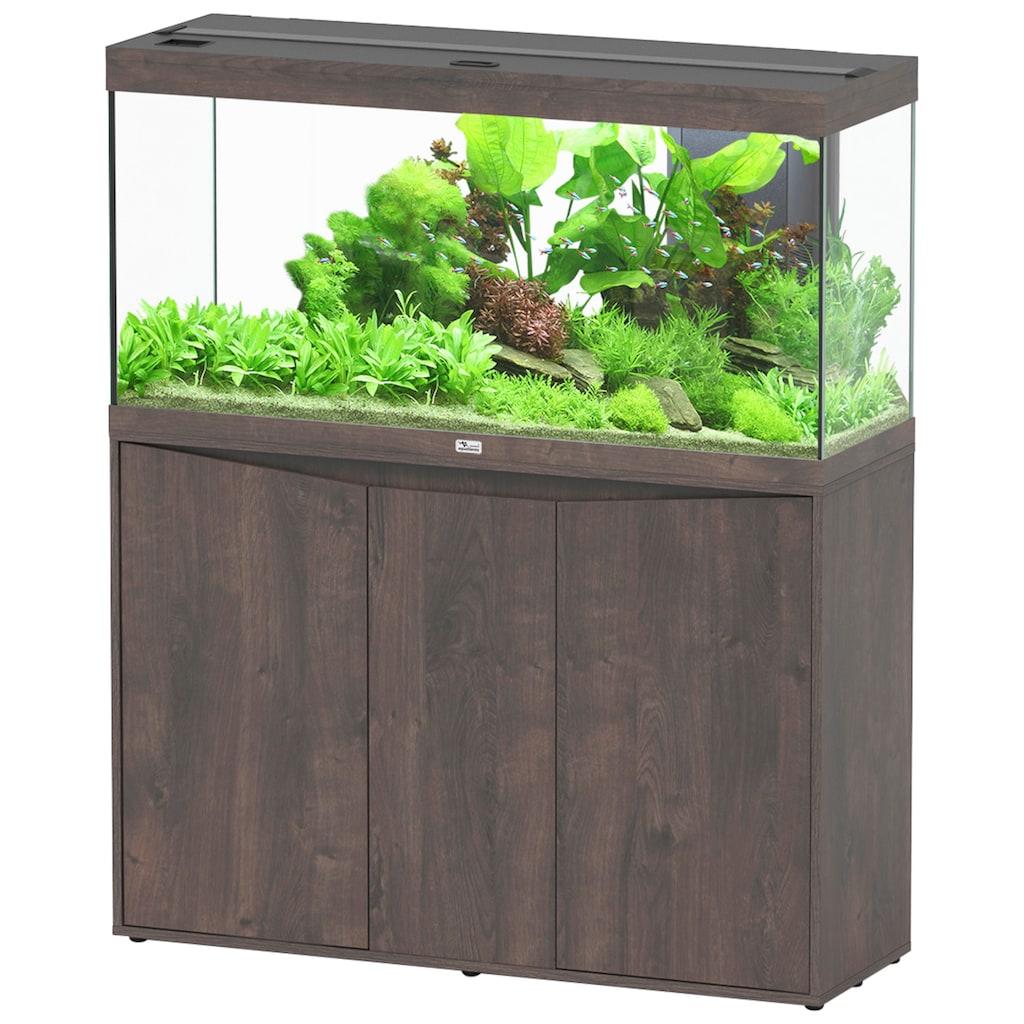 Aquatlantis Aquarien-Set »Splendid 240«, BxTxH: 120x40x144 cm, 294 l, mit Unterschrank in wildeiche