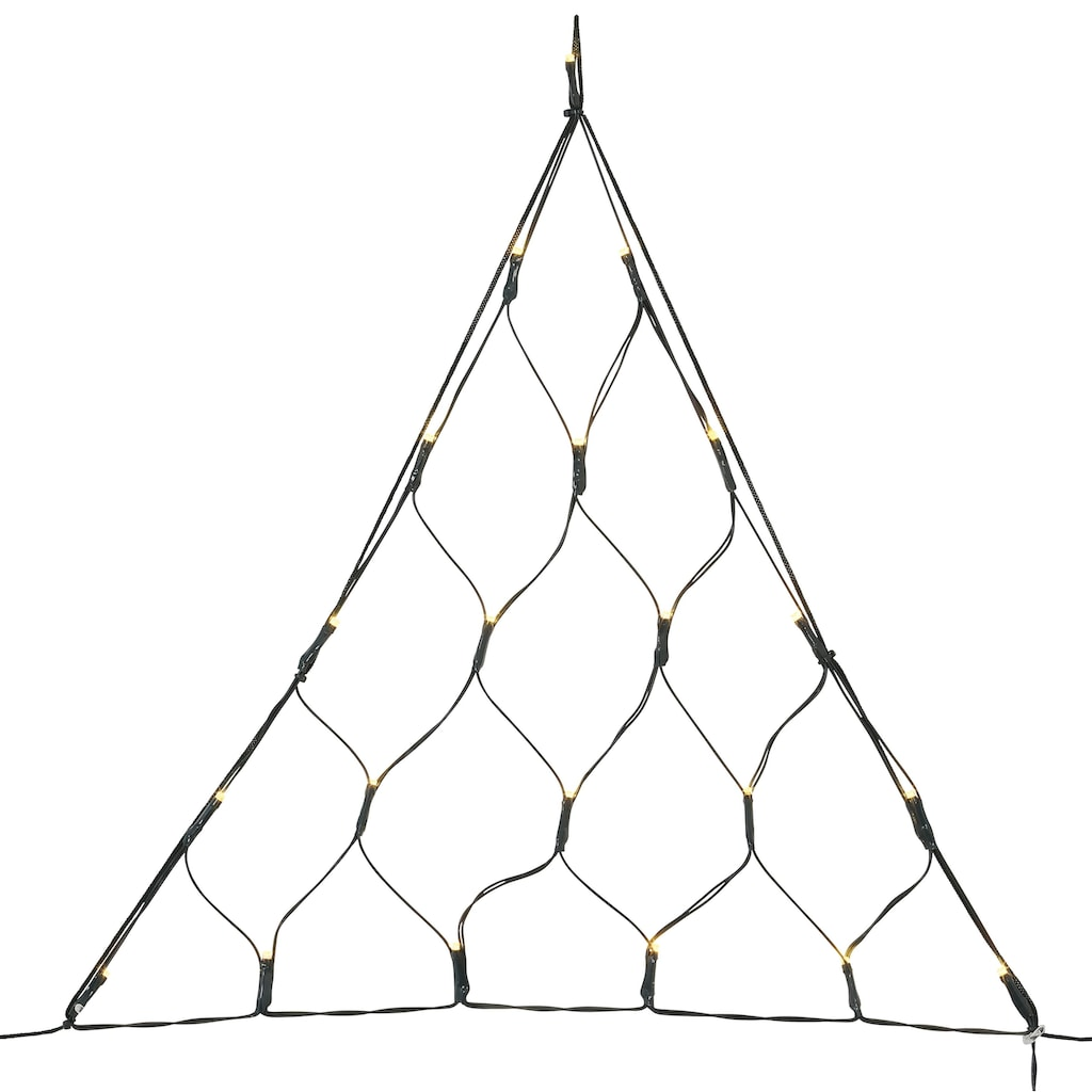 CHRISTmaxx LED-Lichternetz »CHRISTmaxx«, Baum