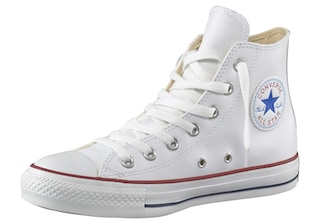 converse sneaker chuck taylor all star basic leather hi. Black Bedroom Furniture Sets. Home Design Ideas