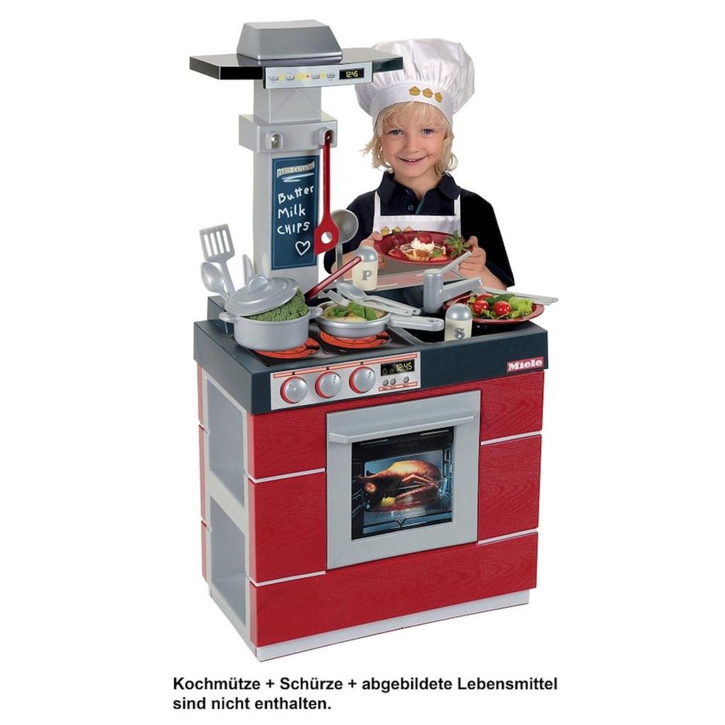 Klein Spielküche »MIELE«, Made in Germany