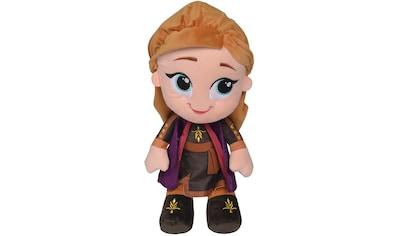 SIMBA Plüschfigur »Disney Frozen 2, Anna, 43 cm« kaufen