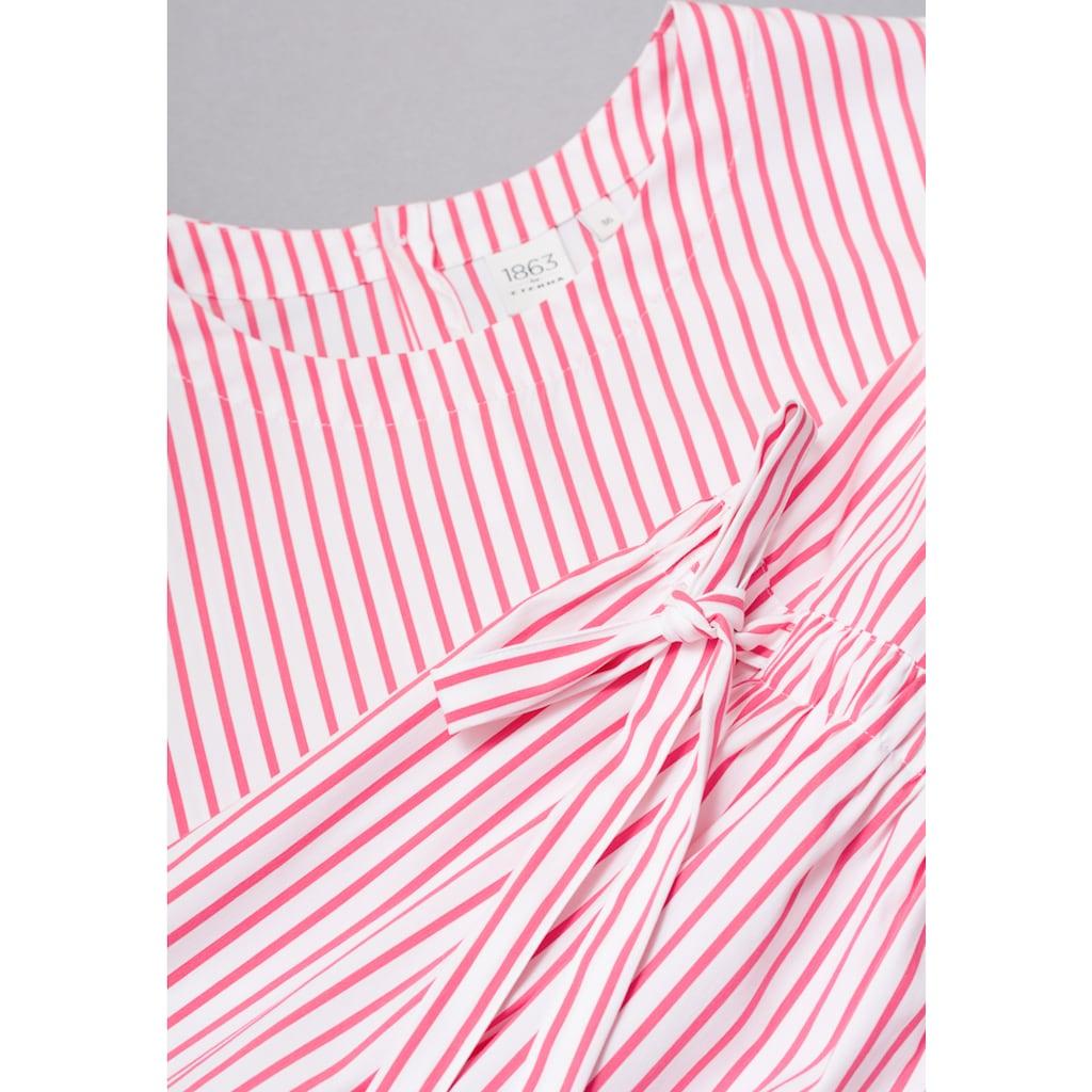 Eterna Langarmbluse »1863 by ETERNA - PREMIUM«, Blusen-Shirt