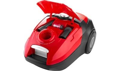 eta Bodenstaubsauger »BRILLANT rot ETA322090000«, 700 W, mit Beutel kaufen