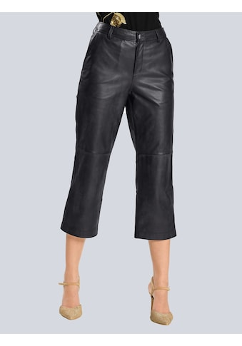 Alba Moda Lederhose, aus softem Lammnappa kaufen