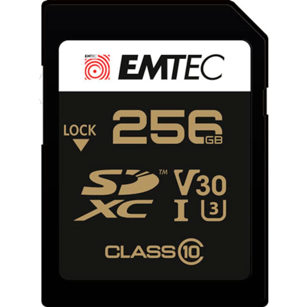EMTEC Speicherkarte »microSD UHS-I U3 V30 SpeedIN PRO«, (UHS Class 1 95 MB/s Lesegeschwindigkeit)