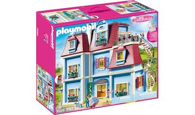 Playmobil® Konstruktions-Spielset »Mein Großes Puppenhaus (70205), Dollhouse«, (592 St.), Made in Germany kaufen