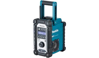 MAKITA Baustellenradio »DMR110«, ohne Akku und Ladegerät kaufen