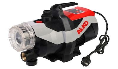 AL-KO Hauswasserwerk »HWA 3600«, 3.600 l/h max. Fördermenge kaufen