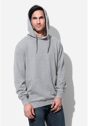 Stedman Kapuzensweatshirt, mit Elastischen Rippbündchen kaufen