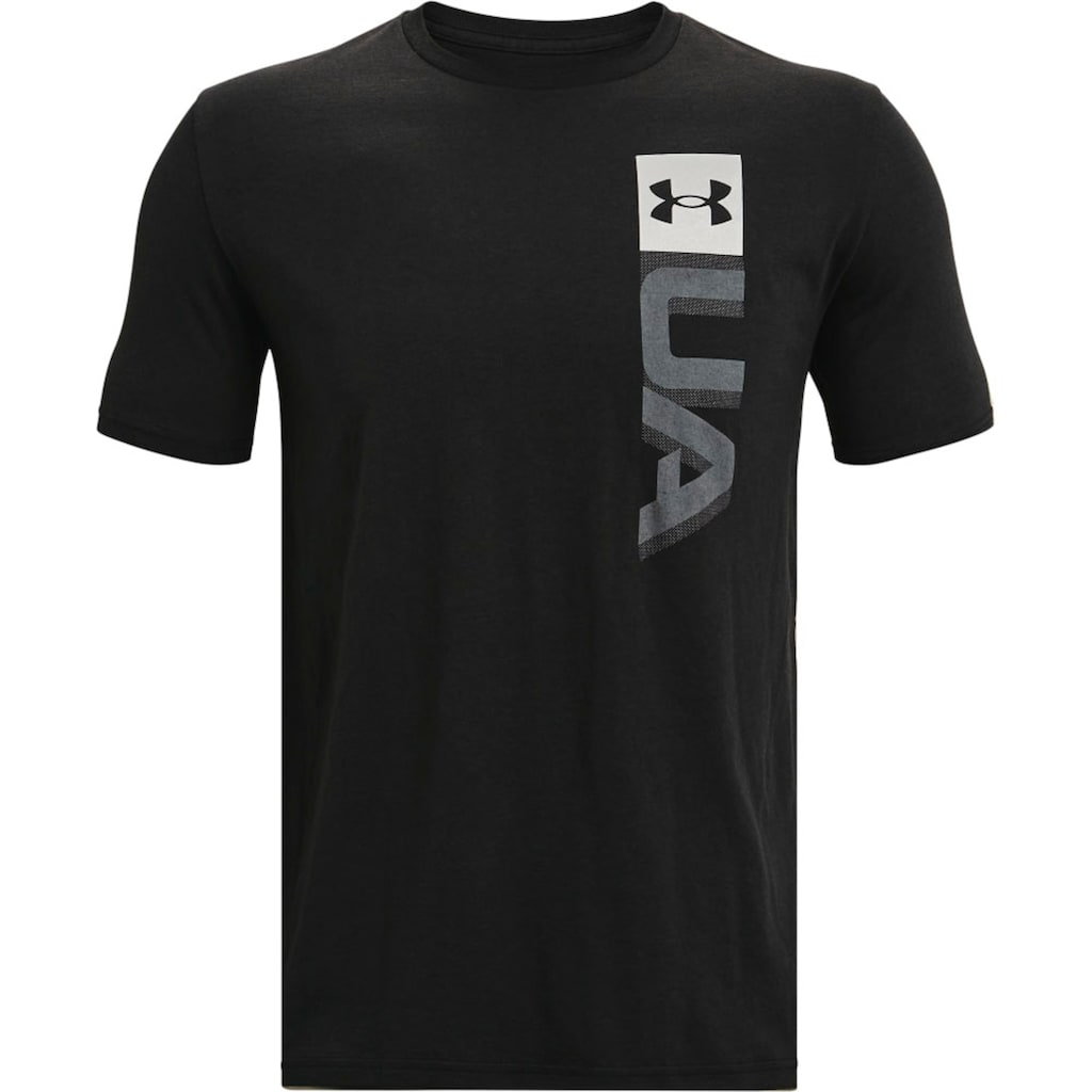 Under Armour® T-Shirt »UA BOXED WORDMARK SS«