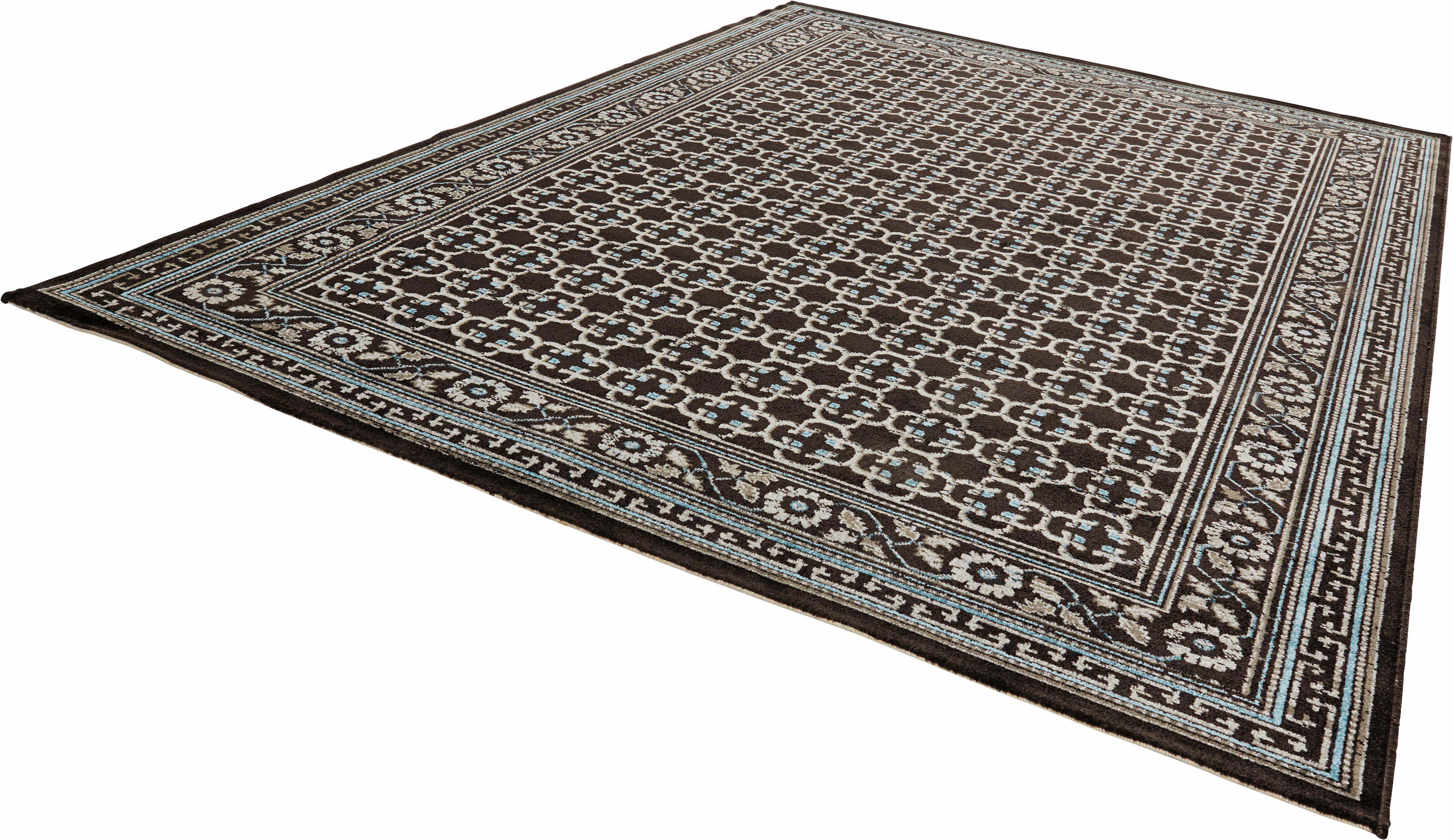 Teppich Kalypso MINT RUGS rechteckig Höhe 5 mm