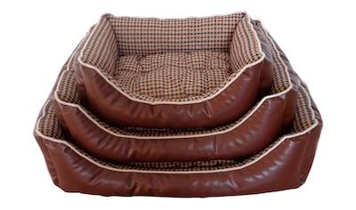 Silvio Design Hundebett und Katzenbett »Monty« kaufen