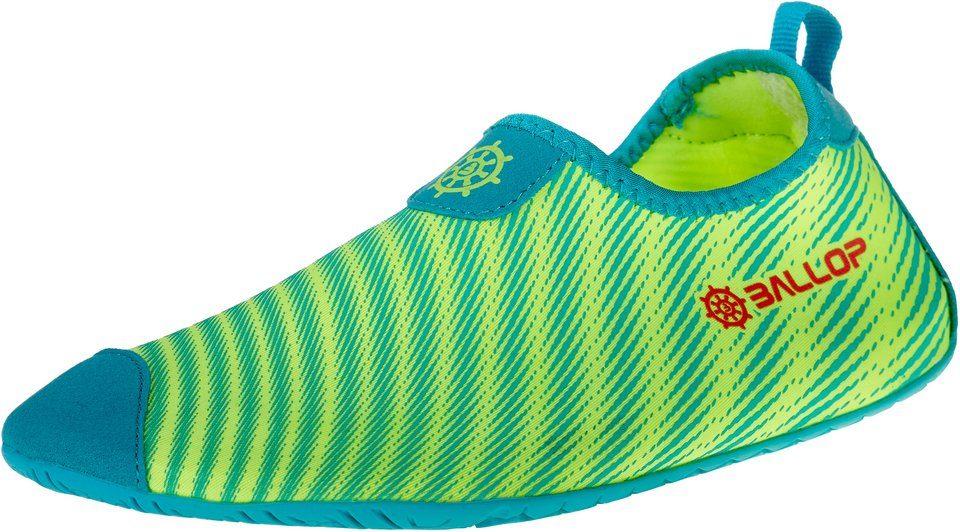 1c9b866d2860d5 Ballop Barfußschuhe Kids Skin Fit Ray green günstig online kaufen
