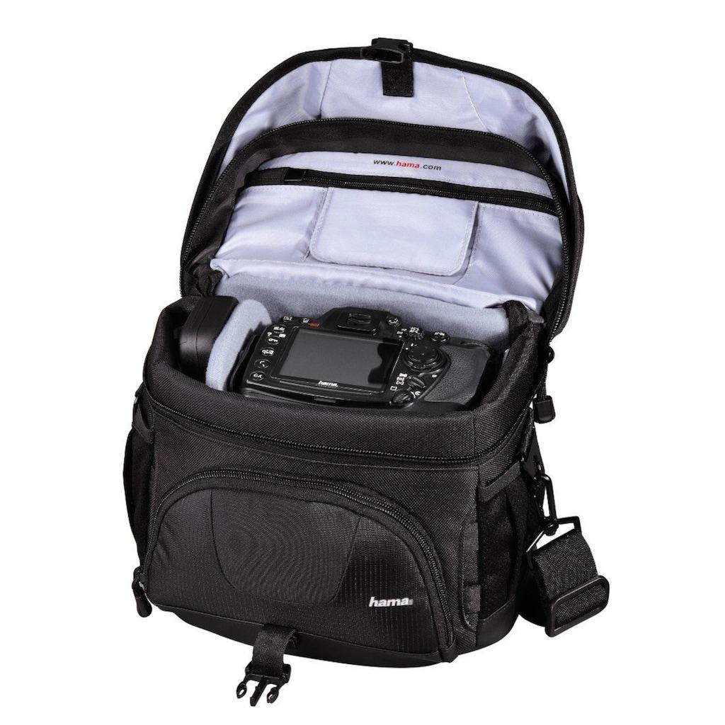 Hama Kameratasche für eine Spiegelreflexkamera mit Objektiv