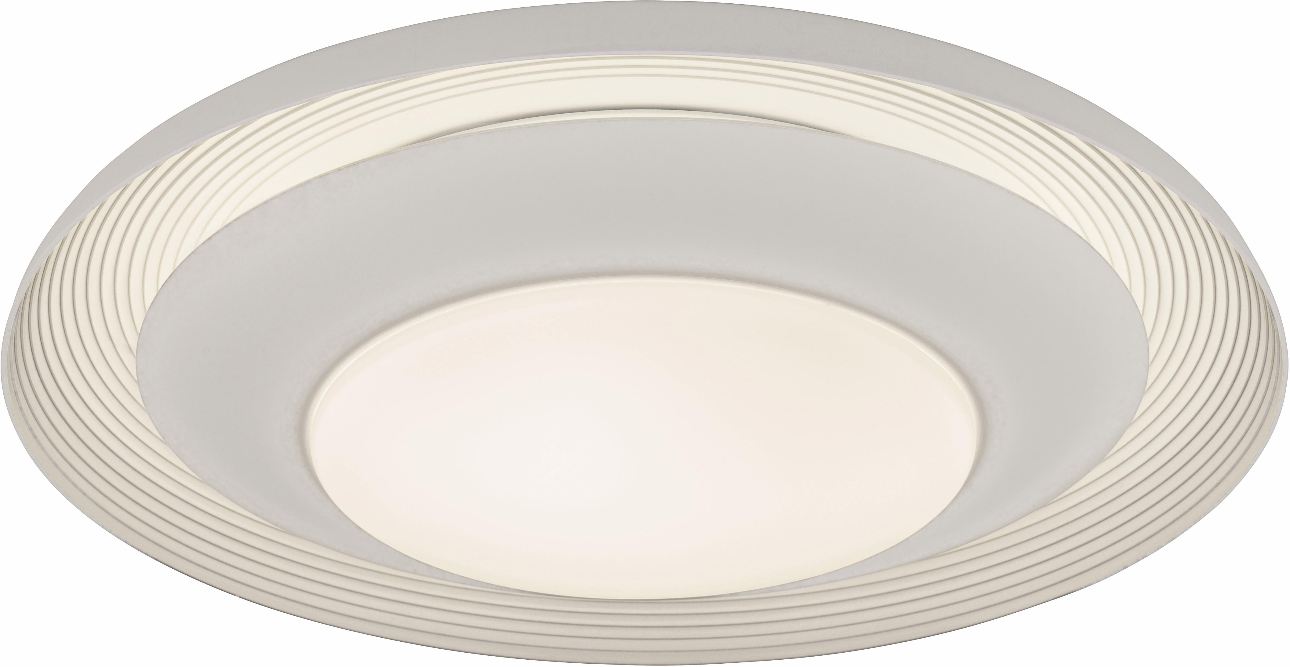 EGLO LED Deckenleuchte CANICOSA, LED-Board, Extra-Warmweiß-Kaltweiß-Neutralweiß-Tageslichtweiß-Warmweiß, on/off am Schalter, 3-step dimming