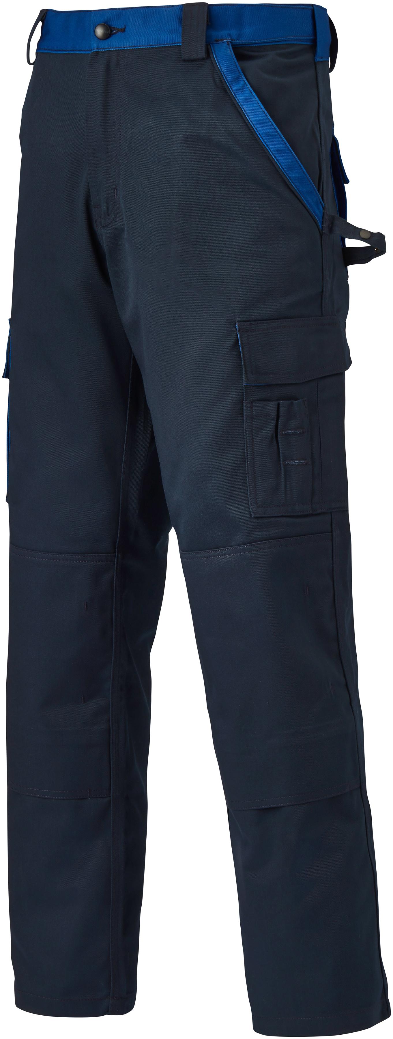 Dickies Arbeitshose Industry Bundhose 2.0, weite Passform blau Herren Arbeitshosen Arbeits- Berufsbekleidung