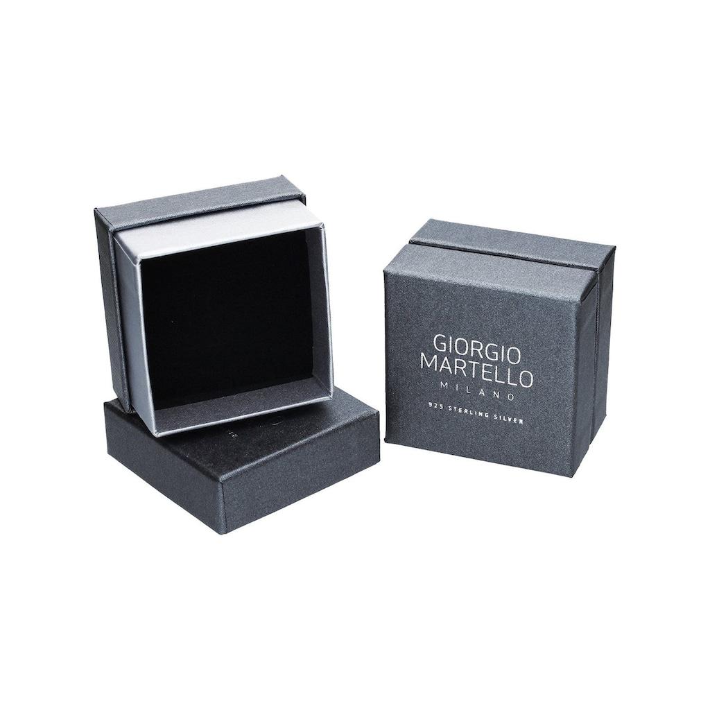 GIORGIO MARTELLO MILANO Silberring »in Ketten-Optik«