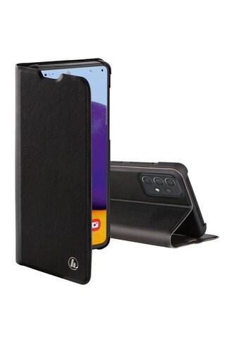 Hama Smartphone-Hülle »Smartphone-Booklet Tasche«, für Samsung Galaxy A72, Schwarz kaufen