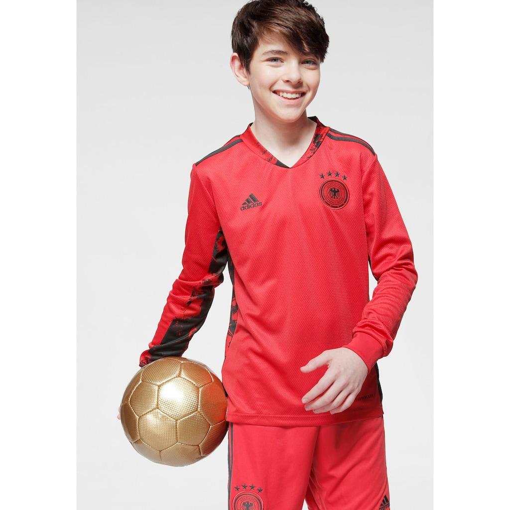 adidas Performance Torwarttrikot »EM 2021 DFB Torwart-Heimtrikot Kinder«
