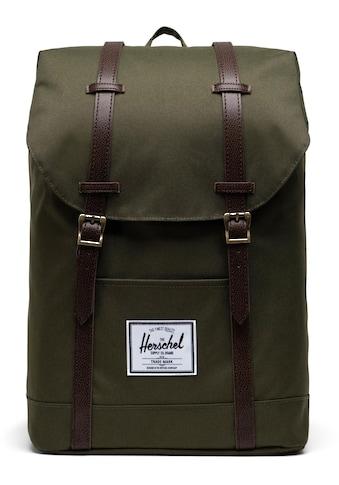 Herschel Laptoprucksack »Retreat, Ivy Green« kaufen