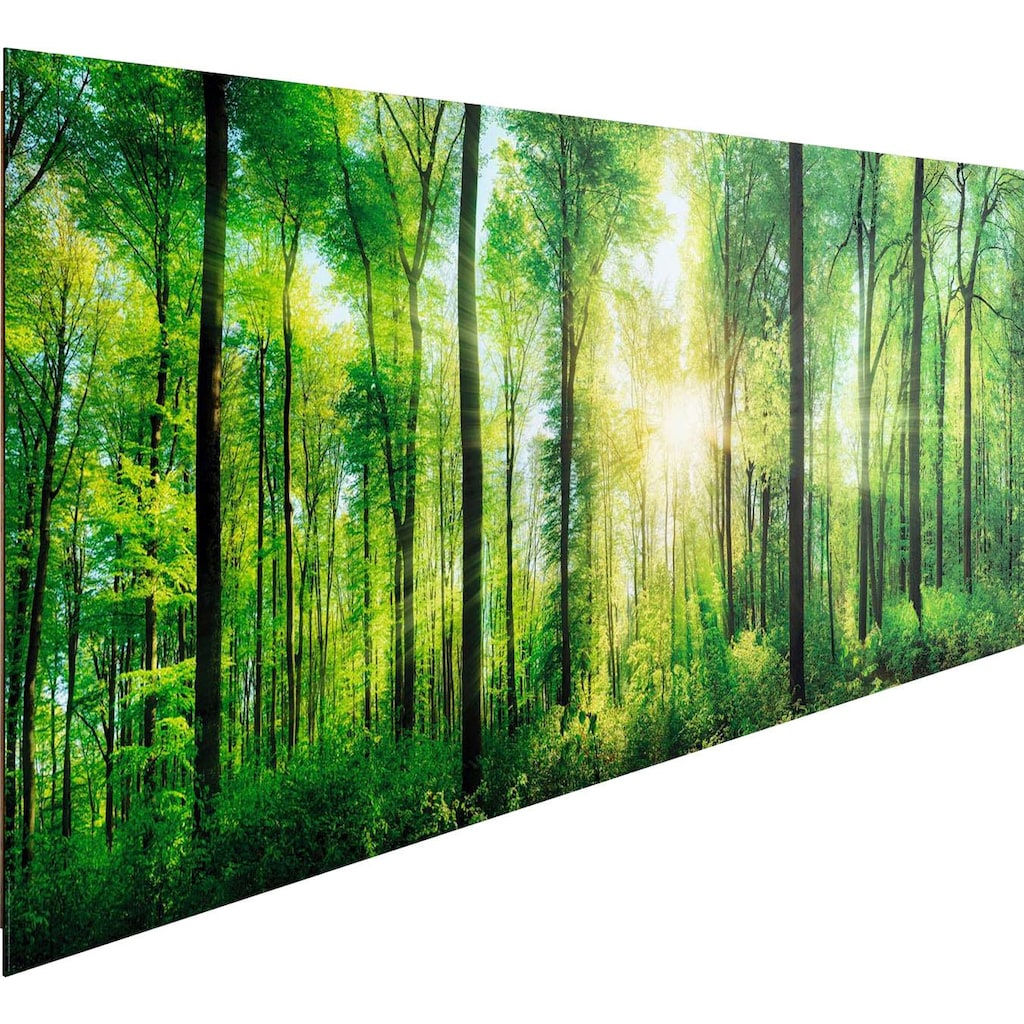 Home affaire Deco-Panel »Sommerwald«