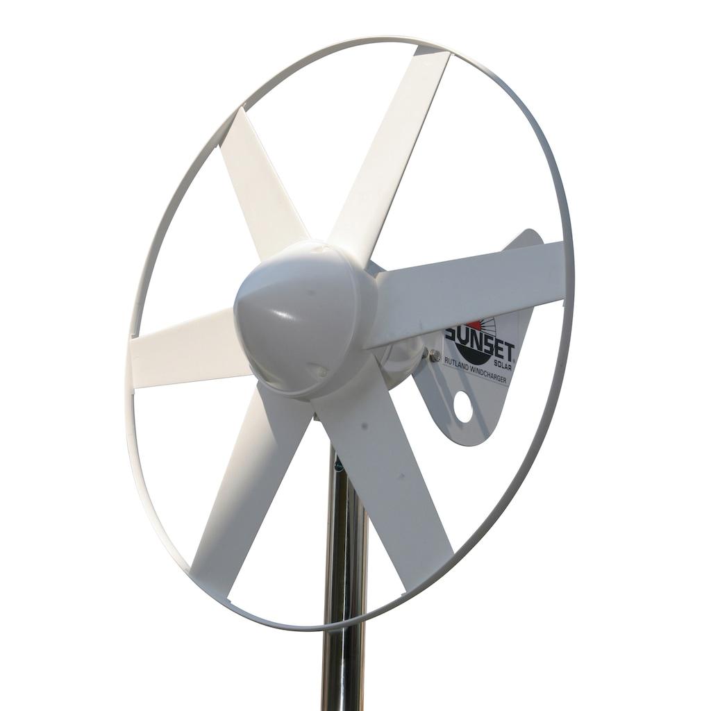 Sunset Windgenerator »WG 504«, als Ergänzung zur Solarenergie