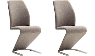 MCA furniture Freischwinger »Virginia«, 2er-Set, Stuhl belastbar bis 120 Kg kaufen