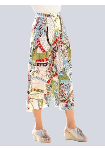 Alba Moda Schlupfhose, im exklusivem Dessin kaufen